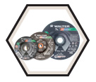 Grinding Wheel - Silicon Carbide / Type 29S *FLEXCUT™