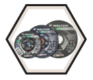 Grinding Wheel - Silicon Carbide / Type 29S *FLEXCUT MILL SCALE™