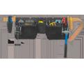 Tool Belt - 13 Pocket - Water Repellent Leather / AP650