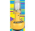Self-Righting Area Light - Fluorescent - 85 Watt / 111205 *WOBBLELIGHT JR