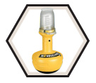 Work Light - Fluorescent - 5000 Lumens / 111203 *WOBBLELIGHT JR