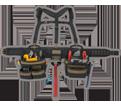 Tool Belt - 31 Pocket - Poly Fabric / AP6714