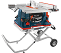 "Job Site Table Saw REAXX™ w/ Stand - 10"" dia. / GTS1041REAXX"