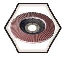 Flap Discs - Zirconia Alumina / Type 29