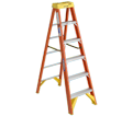 Step Ladder - Type 1A - Fiberglass / 6200 Series *XHD