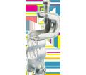 Conduit to Beam Clamp - Steel / Electrogalvanized