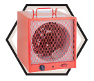 Electric Heater - 5600W / 240V *Contractor