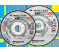 Cut-Off Wheels - Aluminum Zirconium - Type 27 / 11-T Series *ZIP ONE™