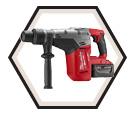 """Hammer Drill FUEL™ - 1-9/16"""" SDS-Max - 18V Li-Ion / 2717 Series"""