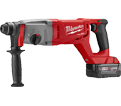 "Rotary Hammer (Kit) - 1"" SDS-Plus - 18V Li-Ion / 2713 Series *FUEL™"
