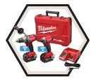 2 Tool Combo Kit M18 FUEL™ - 18V Li-Ion / 2796-22 *ONE-KEY™