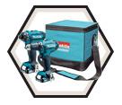 2 Tool Combo Kit - 12V Li-Ion / CL201S