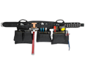 Tool Belt - 18 Pockets - Ballistic Nylon / AP760 Series *PRO CARPENTER