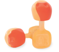 Ear Plug - Foam - Pod - Uncorded - 28 NRR / TRUSTFIT