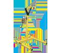 Hoist System - Yellow Aluminum - 4 Pc / DuraHoist™