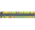 "Carriage Bolt 1/2"" Diameter - Grade 5 / Zinc"