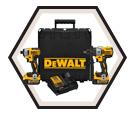 2 Tool Combo Kit MAX XR™ - 20V Li-Ion / DCK299P2