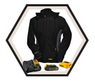 Heated Jacket (Kit) - Woman's - 12V/20V Li-Ion / DCHJ066C1 Series