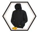 Heated Hoodie (Tool Only) - Unisex - 12V/20V Li-Ion / DCHJ067B Series