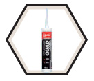 Sealant - Window, Door & Siding - Cartridge / 1869 Series *QUAD® MAX