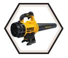 Blower (Kit) - 400 CFM - 20V Li-Ion / DCBL720P1