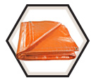 Tarp - Insulated - 12' x 20' / Polyethylene