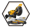"Double Bevel Sliding Miter Saw (Kit) - 12"" - 20V/60V / DHS790AT2 * FLEXVOLT™"