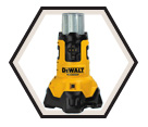 LED Work light (Tool Only) FLEXVOLT™ - 20V/60V Li-Ion / DCL070