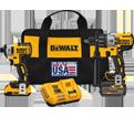 2 Tool Combo Kit FLEXVOLT™ - 20V Li-Ion / DCK299D1T1