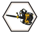 Backpack Blower (Kit) MAX™ - 450 CFM - 40V Li-Ion / DCBL590 Series