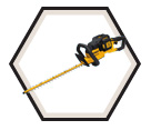 Hedge Trimmer MAX™ (Kit) - 40V Li-Ion / DCHT860 Series