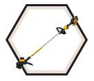 Line Trimmer (Kit) MAX™ - 20V Li-Ion / DCST920 Series