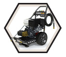 Gas Pressure Washer / Terrex™