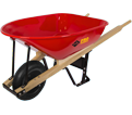 Wheelbarrow - Steel - 6 cu. ft. / Pro Series