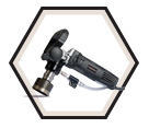 """Right Angle Wet / Dry Tile Drill (Kit) - 1-1/8"""" - 7 amp / Beast FB750W"""
