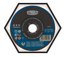 Cut-Off Wheels - Aluminum Oxide - Type 41 / 384 Series *THIN-CUT™