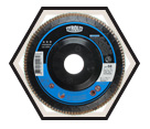 Flap Disc - Alum/Zirconia - Type 27 / HD-MAX™