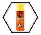 Expanding Foam Sealant - Fireblock - Bright Orange / GREAT STUFF™