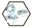 Hex Nut Machine Screw / Steel Zinc