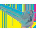 Truss Head #8 - 32 Combination Machine Screws / Zinc (BULK)
