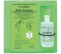 Plastic Eye Wash Station - Twist-Cap - Saline / 32000 Series *EYESALINE