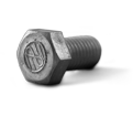 "Hex Head Cap Screw - 1/2"" UNC / Aluminum"