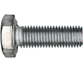 "Hex Head Cap Screw 7/16"" UNF - Grade 5 / Zinc"