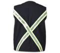 Fire Resistant Safety Vest - Unlined - Westex Ultra Soft / FRVEST Series