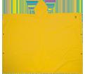 Poncho - Yellow - 1 Piece - PVC / R10410