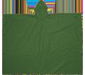 Poncho - Green - 1 Piece - PVC / R10420
