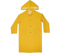 Trench Coat - Yellow - 2 Piece - PVC / R105X