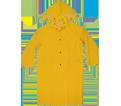 Trench Coat - Yellow - 2 Piece - PVC / R105X
