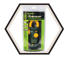 600A - AC/DC True RMS Clamp-On Meter