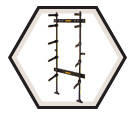 Modular Tool Box Rack - / DWST08260 *TOUGHSYSTEM